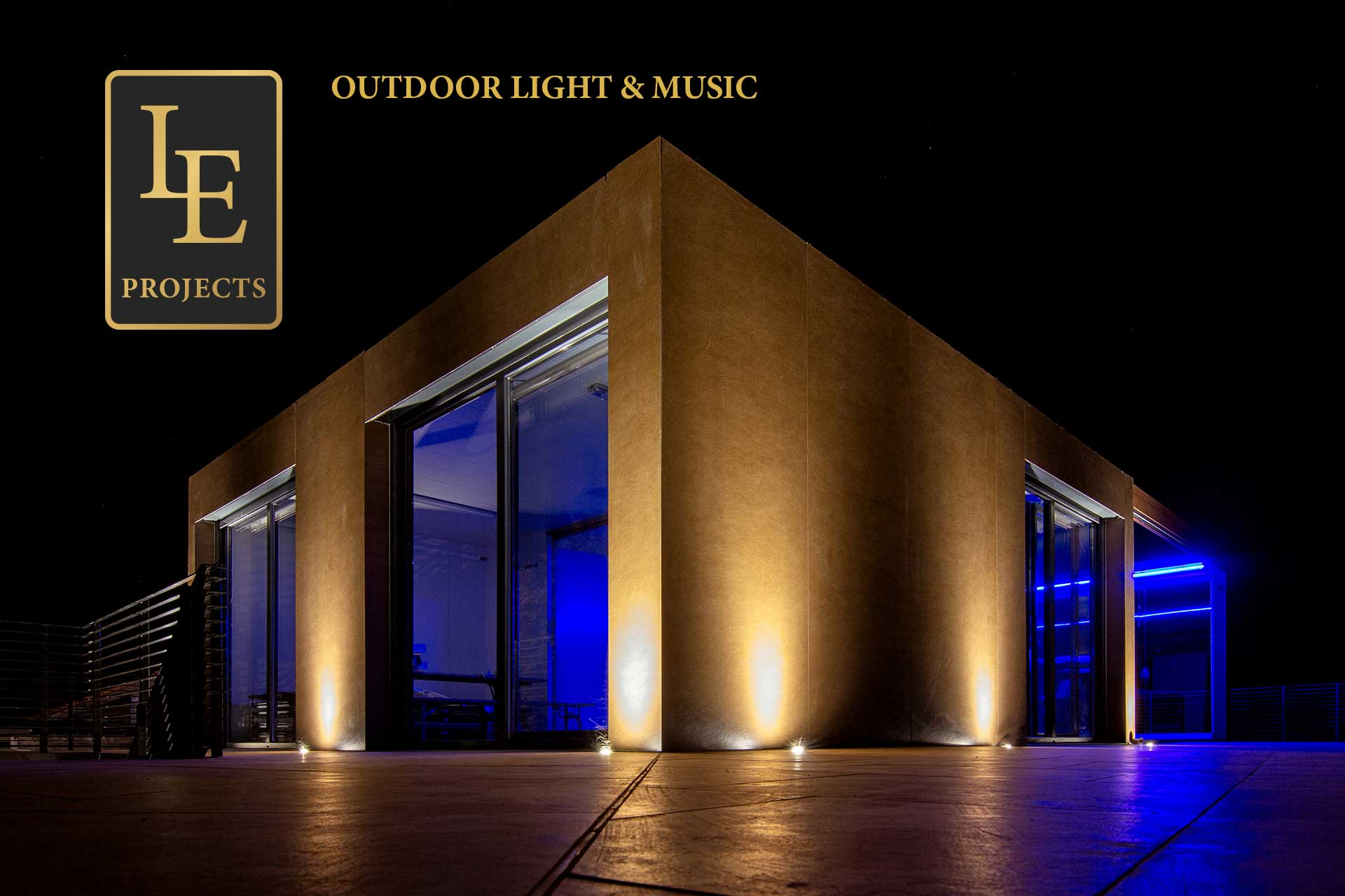 Outdoor Light & Music